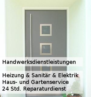 Eingang zum Cottbus Hausservice